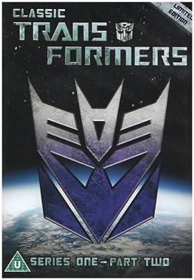 Transformers - Classic Series 1 Vol.2 [DVD]