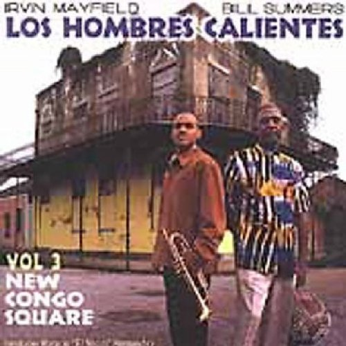 Cover of New Congo Square, Vol. 3