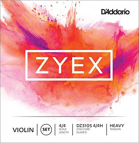 D'Addario DZ310S 4/4H Zyex Composite Music Staff Paper by D'Addario