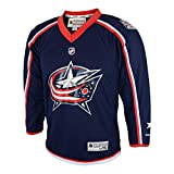 NHL Columbus Blue Jackets Replica Youth Jersey, Navy, Large/X-Large