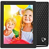 Nixplay Seed Ultra WiFi 10 Inch Digital Picture Frame with a High Definition 2048x1536 Resolution, iPhone & Android App, Free 10GB Online Storage and Motion Sensor (Black) - W10C