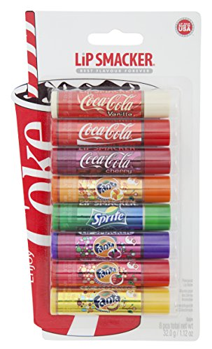 Lip smacker Coca-Cola Party 8er