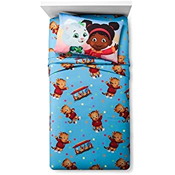 Daniel Tiger Twin Sheet Set