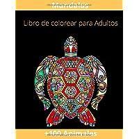 +100 Animales Libro de colorear para Adultos: Relajación