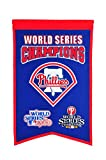 Winning Streak MLB Philadelphia Phillies WS Champions Banner, One Size