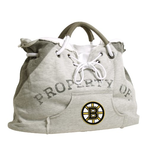Boston Bruins Hooded Sweatshirt (NHL Boston Bruins Hoodie Tote Bag)