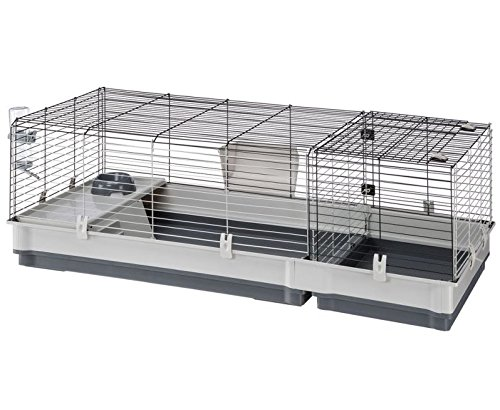 Well-liked Plaza 140 Small Pet Rabbit / Guinea Pig Cage: Amazon.co.uk: Pet  CL07