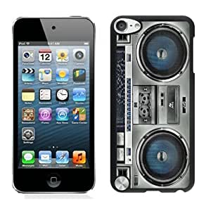 Diy Yourself Suppliersale cheap price Boombox iPod touch 5 case cover Black Cover 2 j55MBNaDFJD