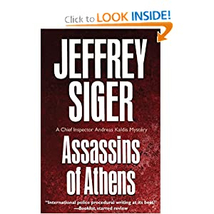 Assassins of Athens Jeffrey Siger