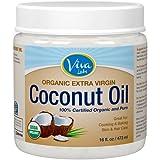 Image of Viva Labs Organic Extra Virgin Coconut Oil