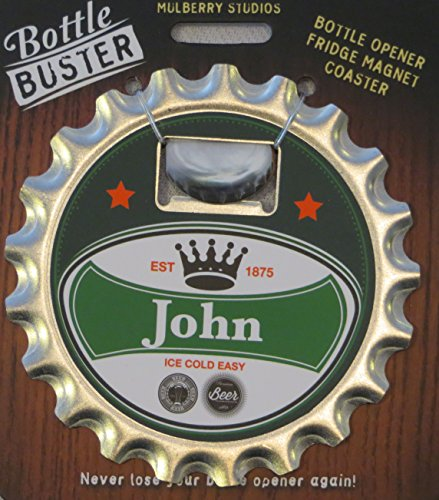Mulberry Studio Bottle Opener Coaster product image
