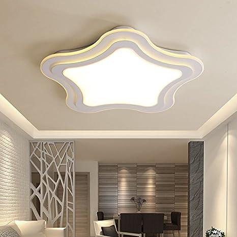 Renshengyizhan@ Acrylic LED Ceiling Light Decorative Kids ...