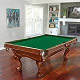 Brunswick Billiards Ashford Billiard Table Package with Table Tennis Conversion Top