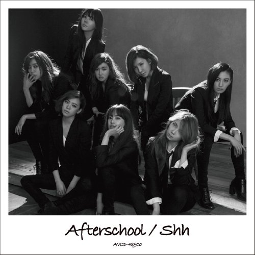 Afterschool - Shh [Japan CD] - Shh Shop
