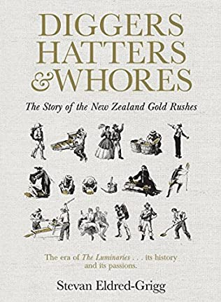 book cover of Diggers, Hatters, Whores