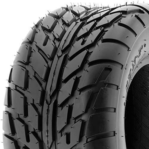 SunF A021 TT Sport ATV UTV Dirt Track & Flat Track Tire 20x10-9, 6 PR, Tubeless