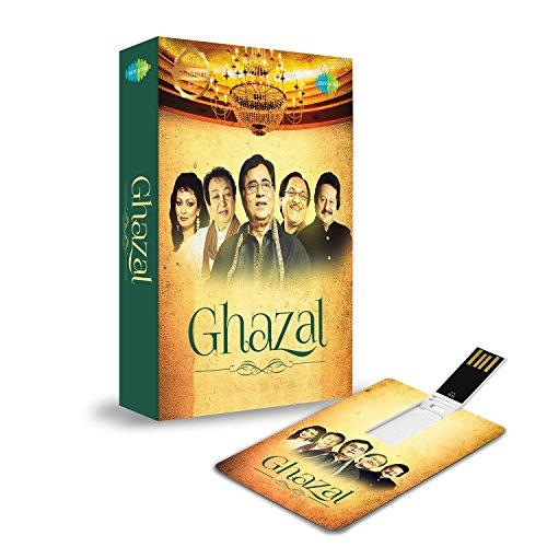 Price comparison product image Ghazal Music Card