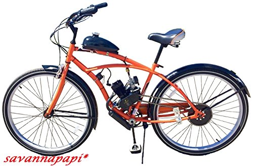 gas bicycle - 3