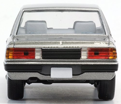 Tomica Vintage Limited Neo-LV N112b Nissan Cedric 200E plata turbo SGL: Amazon.es: Juguetes y juegos