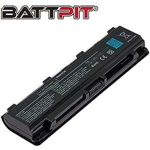 Battpit Bateria de repuesto para portátiles Toshiba Satellite L855-11P-2 (4400 mah)