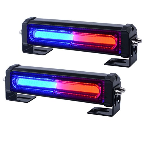 Emergency Led Lights Red Blue