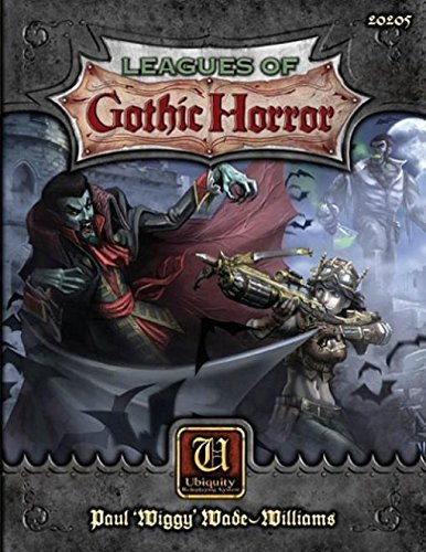 Leagues of Gothic Horror (Ubiquity, TAG20205)