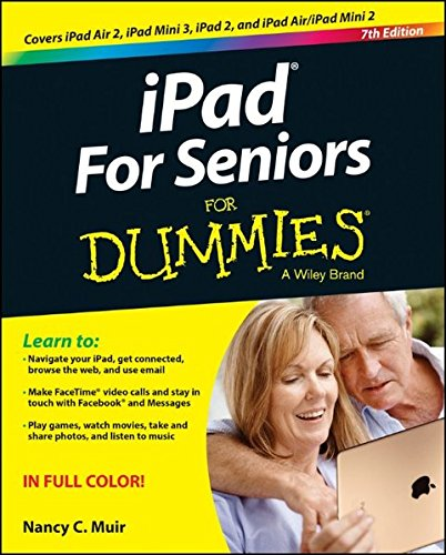 Price comparison product image iPad For Seniors For Dummies