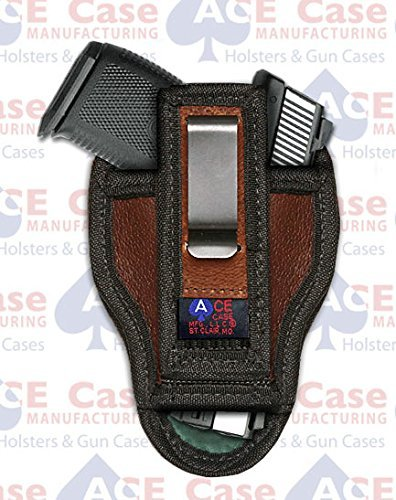 e Inside The Pants Holster for S&W M&P Shield 9mm/40 - Made in the USA (Earth Tones) ()