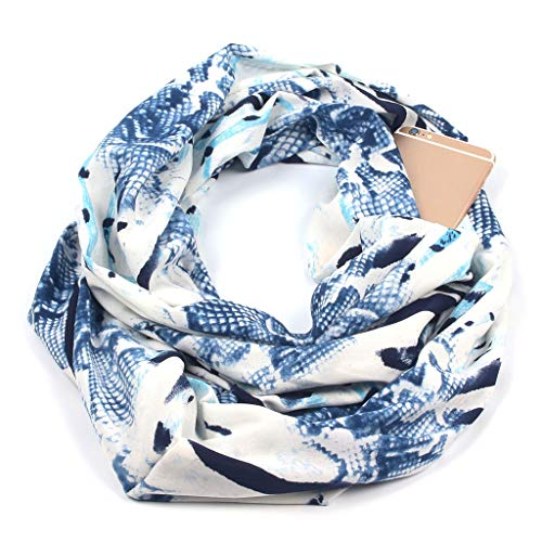 Feamos Infinity Scarf Neck...