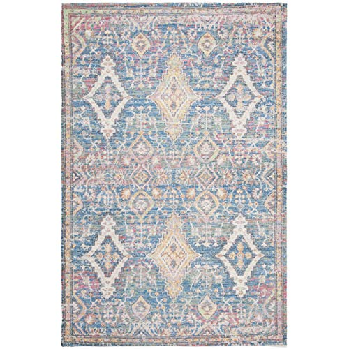 Amazon.com: Safavieh SFN564A-8 Area Rug 8' X 10' Turquoise