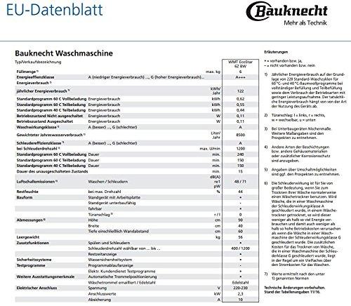 bauknecht wmt ecostar 6z bw waschmaschine toplader a. Black Bedroom Furniture Sets. Home Design Ideas