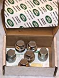 Land Rover Brand Range Rover P38 OEM Discovery 2 Locking Alloy Wheel Nut Set NEW