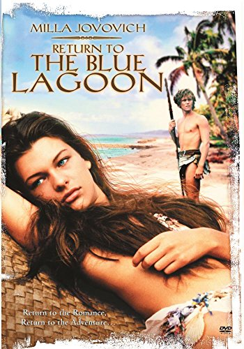 Return to the Blue Lagoon -  DVD, Rated PG-13, William A. Graham