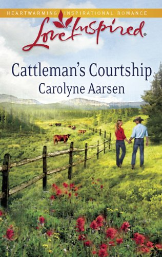 book cover of Cattleman\'s Courtship