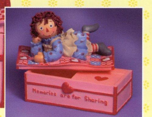 Raggedy Ann Music Box