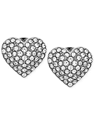 Richy-Glory - Rhinestone Charm Rose Gold plated brand Earrings