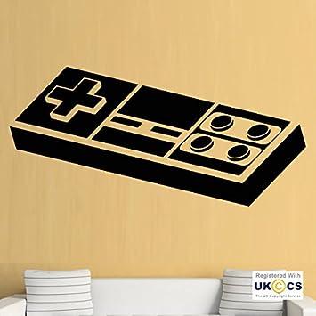 Retro Nintendo Kuhlen Jungen Schlafzimmer Spiele Wand Kunst