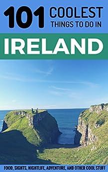 Ireland Travel Coolest Backpacking Belfast ebook