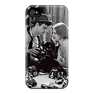 Cute Mialisabblake Couple Case Cover For Iphone 4/4s