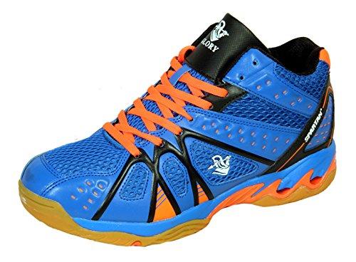 Spartan Glory Herren Schuh-Volleyball schnüren sich oben Breathable Sport-Schuh - wählen Sie Größe