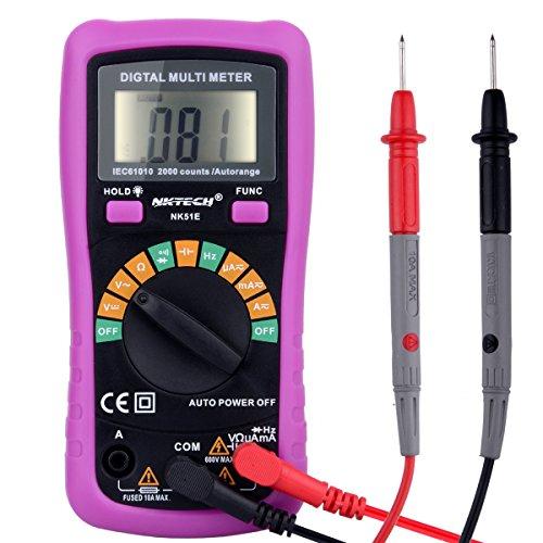Uni-Trend UT61E Handheld Digital Multimeter Tester - 4