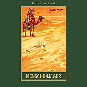 Menschenjäger (Im Lande des Mahdi 1) Audiobook