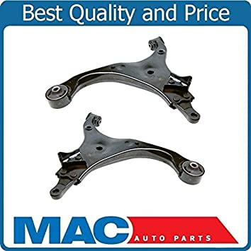 Fits Mazda 3 2010-2013 Set 2 Moog Front Lower Control Arm Ball Joint Assembly