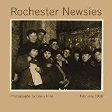 Rochester Newsies: Photographs by Lewis Hine