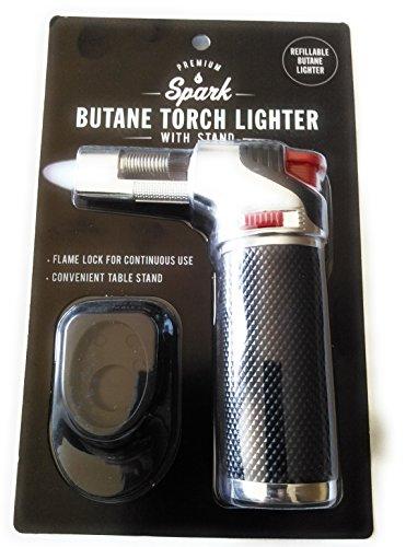 (Spark Butane Torch Lighter)