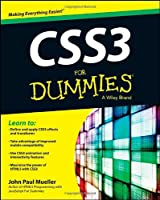 CSS3 For Dummies Front Cover