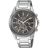 Armani Exchange Men's AX2606 Silver Watch