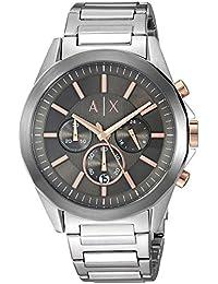 Armani Exchange AX2606 Watch, Men, Silver