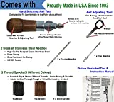 Handheld Sewing Awl Tool for Military