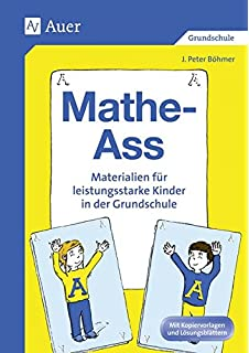Mathe-Ass plus: Leistungsstarke Kinder nach Mathestandards fordern ...